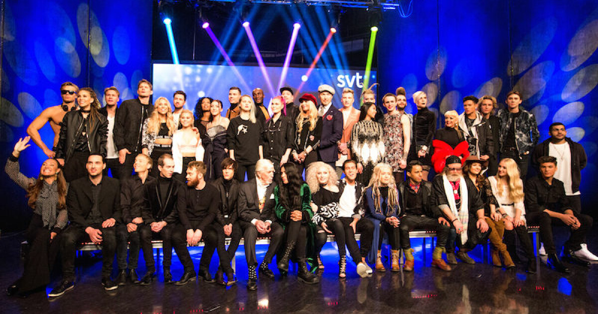 Melodifestivalen 2020: Final (svenskt programljud