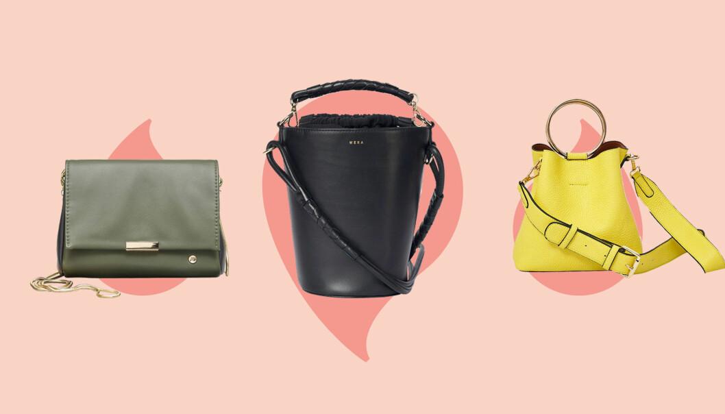 Höstens nya väskor 2019