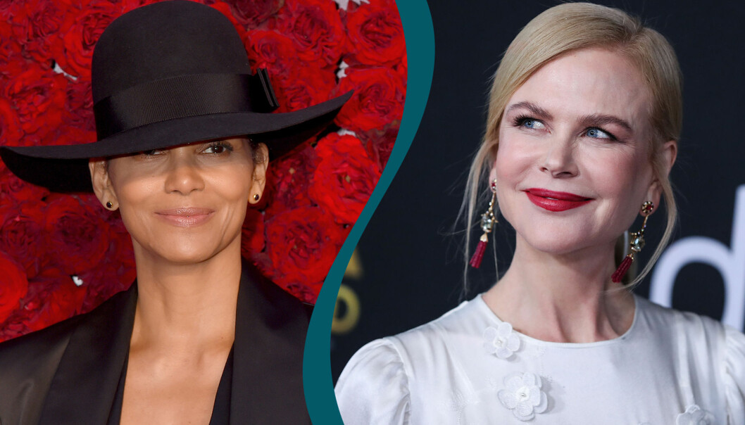 Halle Berry och Nicole Kidman – båda blev mammor efter 40