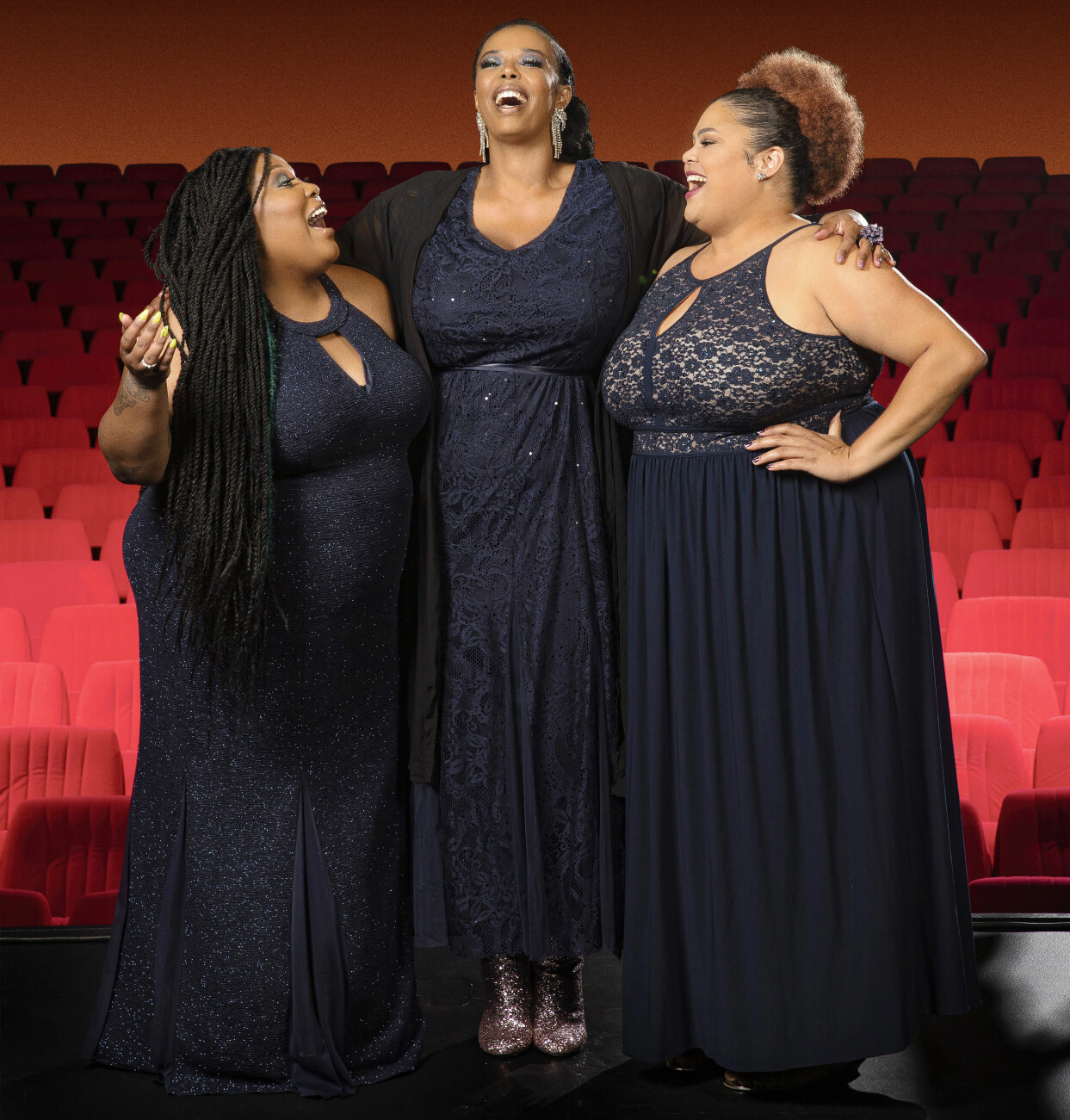 The Mamas är aktuella med ett antal julkonserter på Maximteatern i Stockholm vintern 2019.