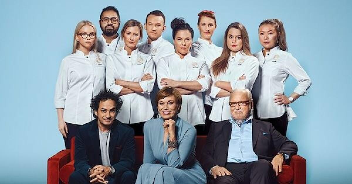 Här är alla deltagare i Decenniets Mästerkock i TV4