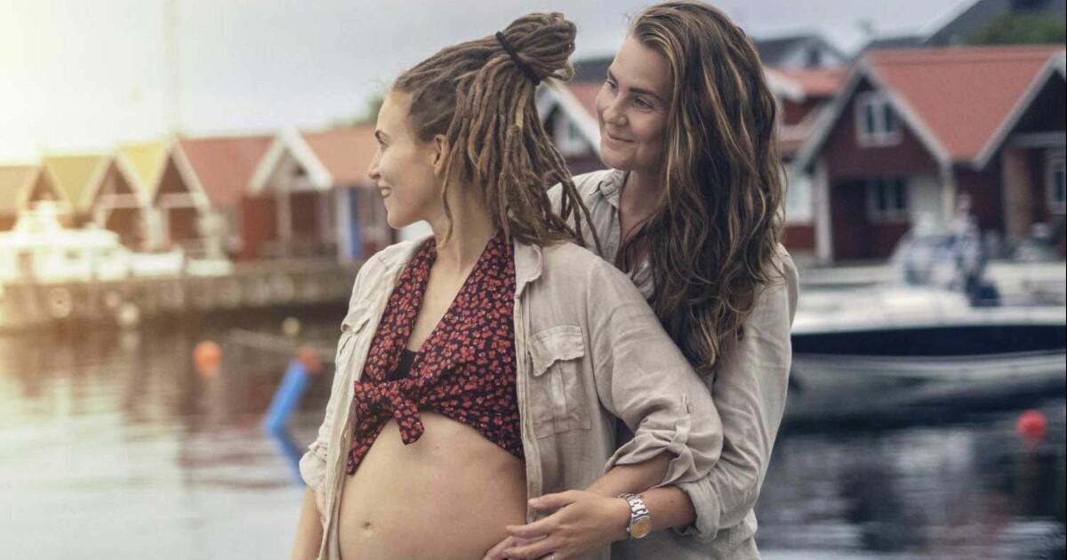 """Bebislycka: Artisten Mariette ska bli mamma – berättar om stora glädjebeskedet: """"Vårt lilla underverk"""""""