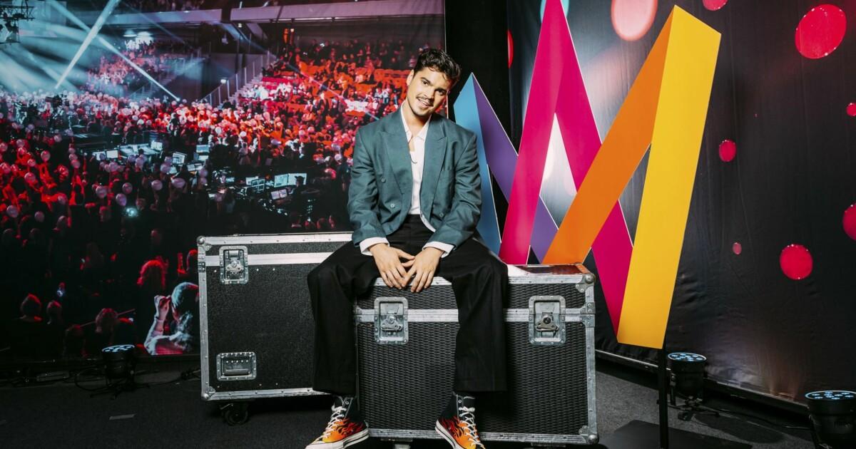 """Oscar Zia leder Melodifestivalen 2022: """"Ärofyllt"""""""