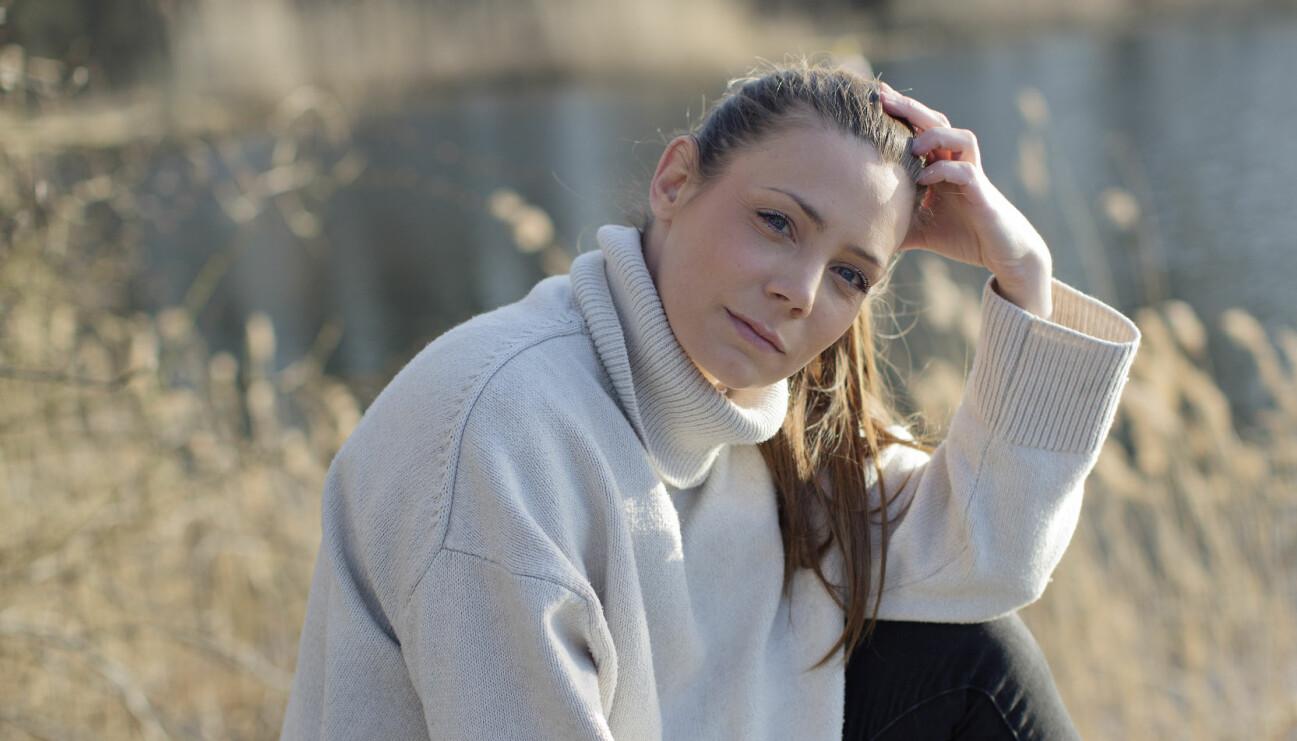 Petra Ljungberg fick en stroke i Robinson.