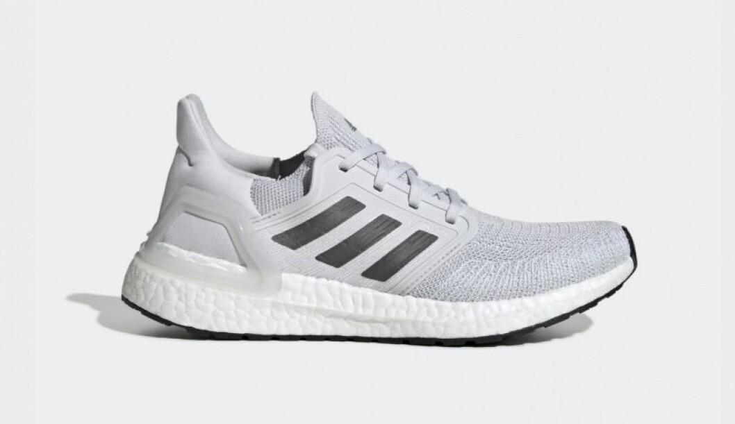 Löparskor gjorda av återvunnet material: Adidas Ultraboost 20