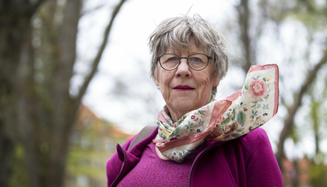 Agnes Wold är professor i klinisk bakteriologi och har sagt en del upseendeväckande saker.