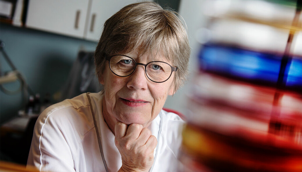 Agnes Wold om corona-myter