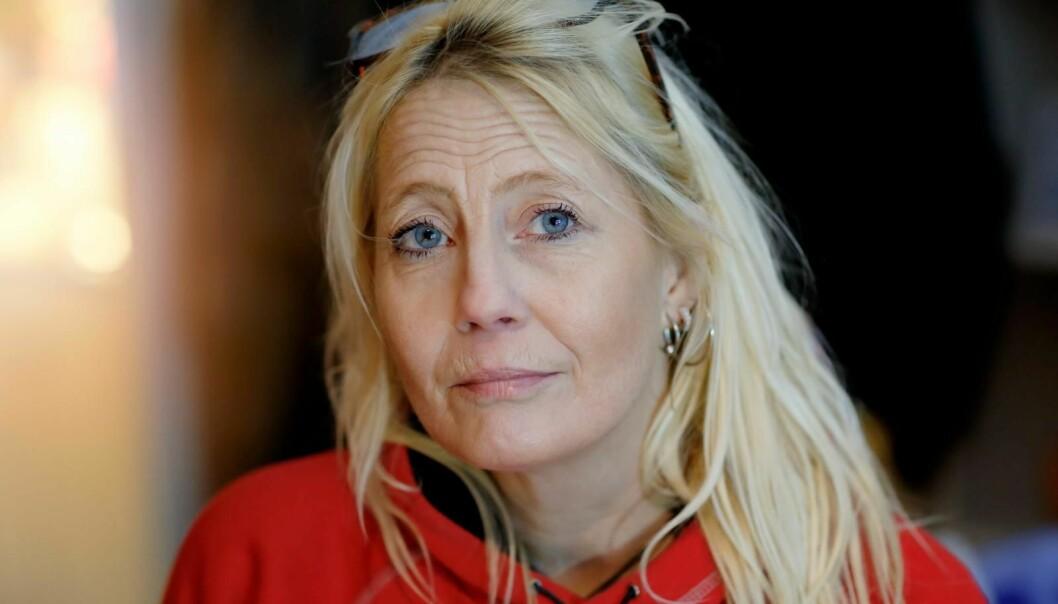Veronica Petterson var missbrukare, dottern dog av en överdos.