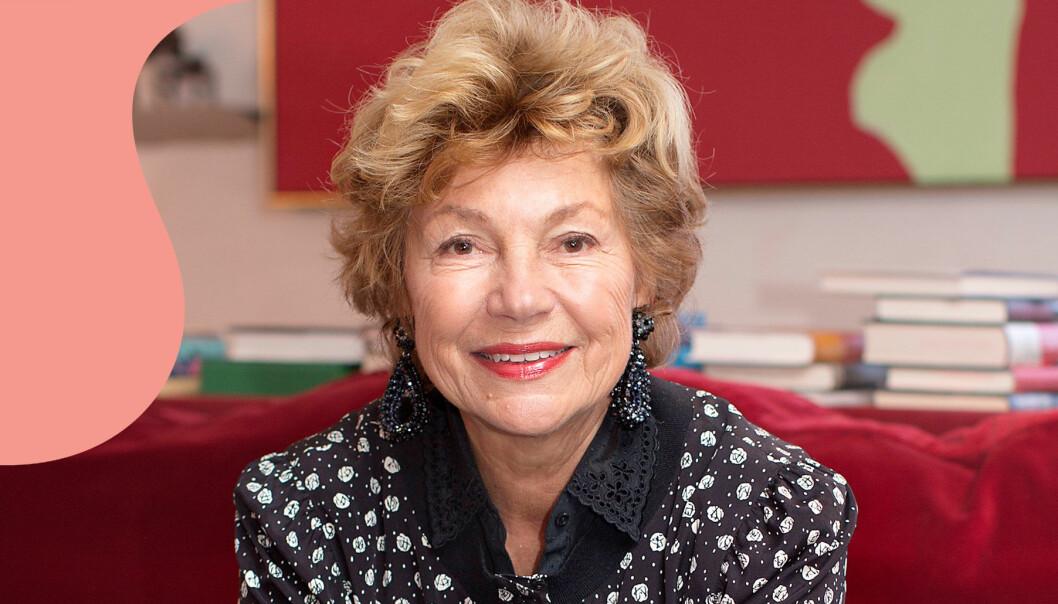 Amelia Adamo är ordförande för den nya Ensamhetskommissionen som ska minska ensamheten hos äldre.