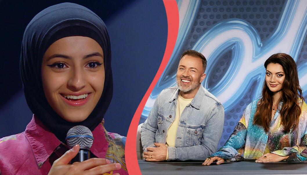 Amena i Idol 2021