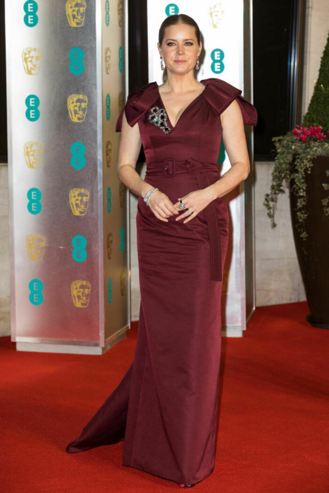 Amy Adams på BAFTA 2019