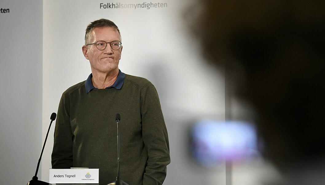 Anders Tegnell är Sveriges statsepidemiolog och svarar ofta på frågor kring coronaviruset.