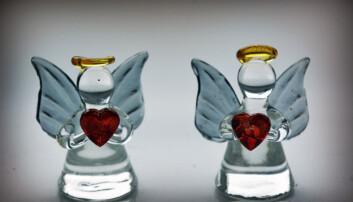 Änglar i glas