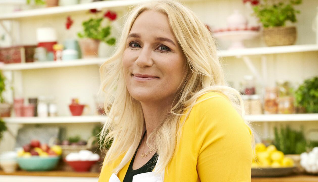 Ann Söderlund i Hela kändis-Sverige bakar 2020.