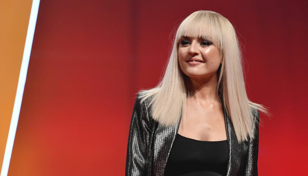 Anna Bergendahl är en av deltagarna i Melodifestivalen 2020.