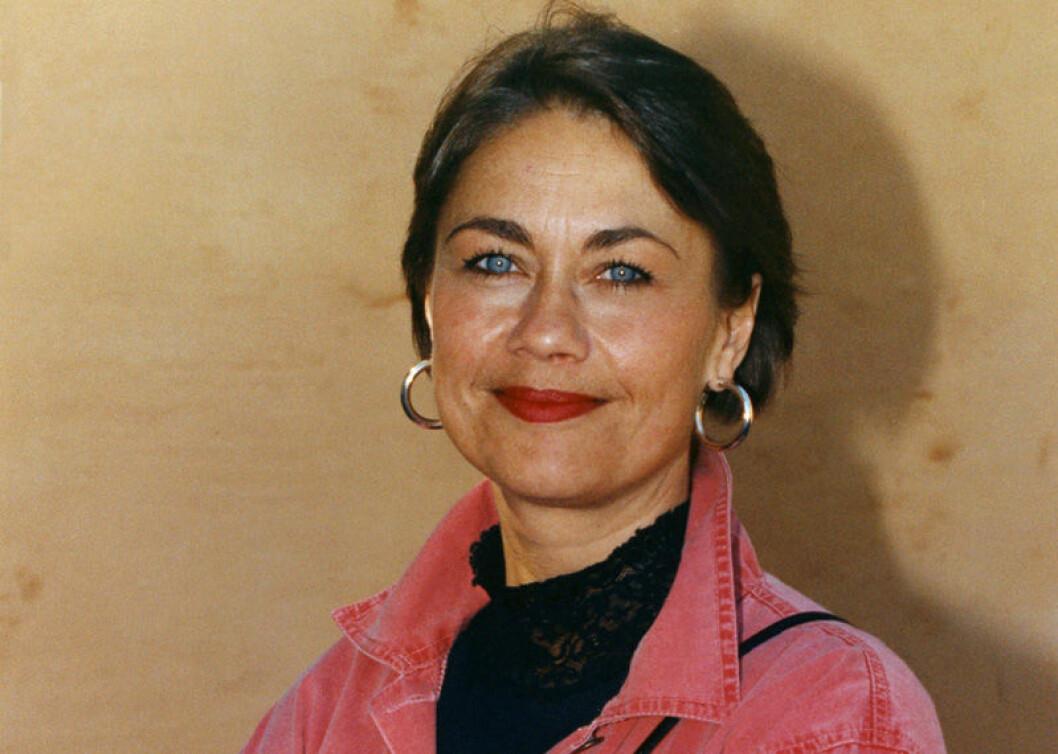 Anne-Li Norberg dog 2018.