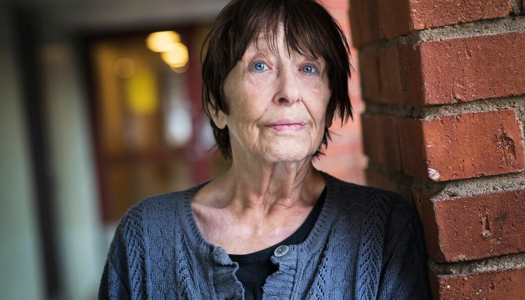 Annika Malmkvist drabbades av en depression på grund av ekonomisk stress