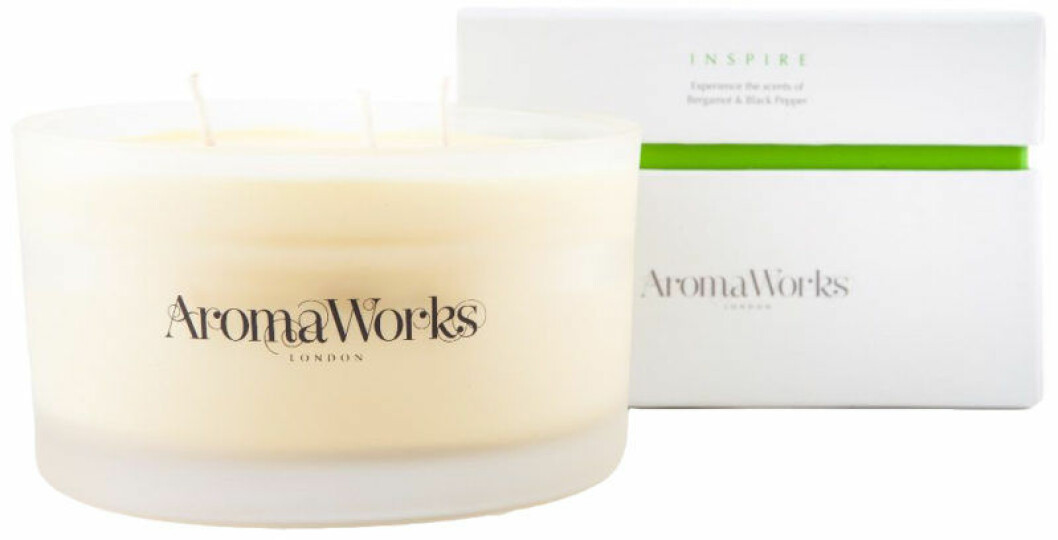 Aroma Works doftljus