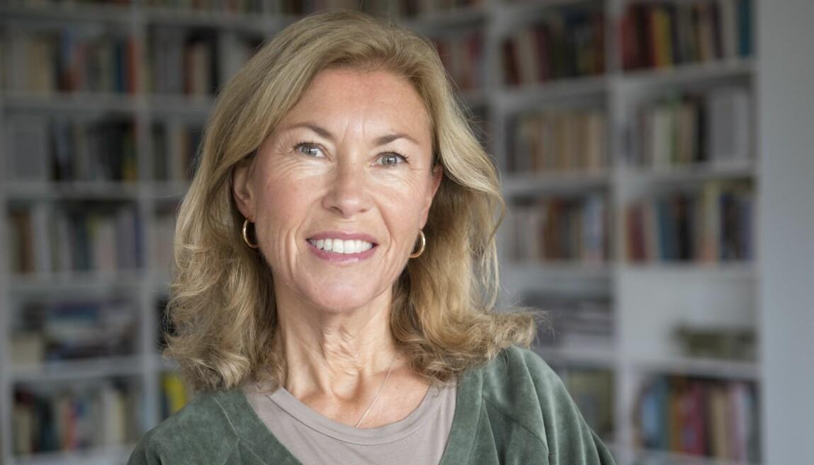 Åsa Melin driver Klimakteriepodden