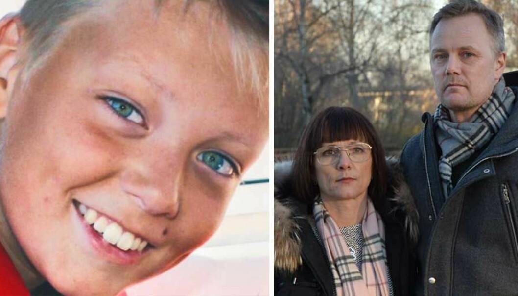 Axel blev bara 14 år gammal och föräldrarna kommer aldrig komma över sorgen. Samtidigt får de en viss glädje av att han donerade organ – och räddade flera liv.