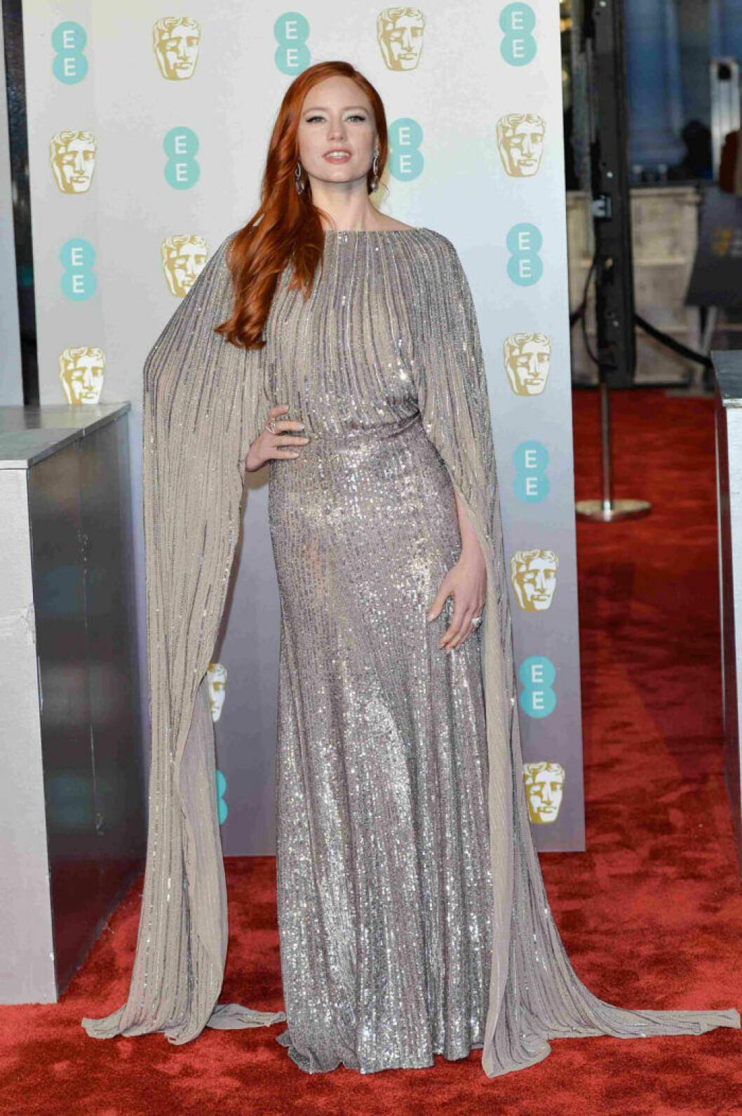 Barbara Meier på BAFTA 2019