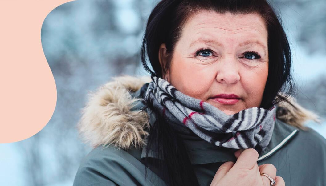 Bente-Linn porträtt