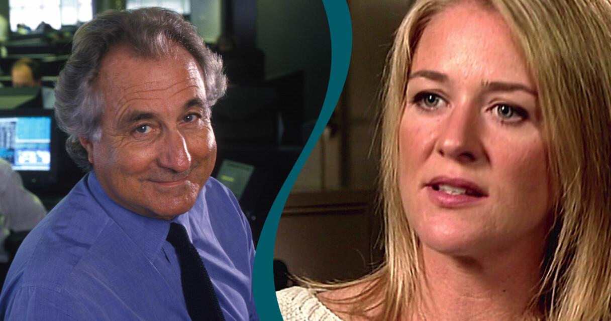 Bernie Madoff blåste kändisar, investerare och familjen – däribland svärdottern Stephanie Mack.