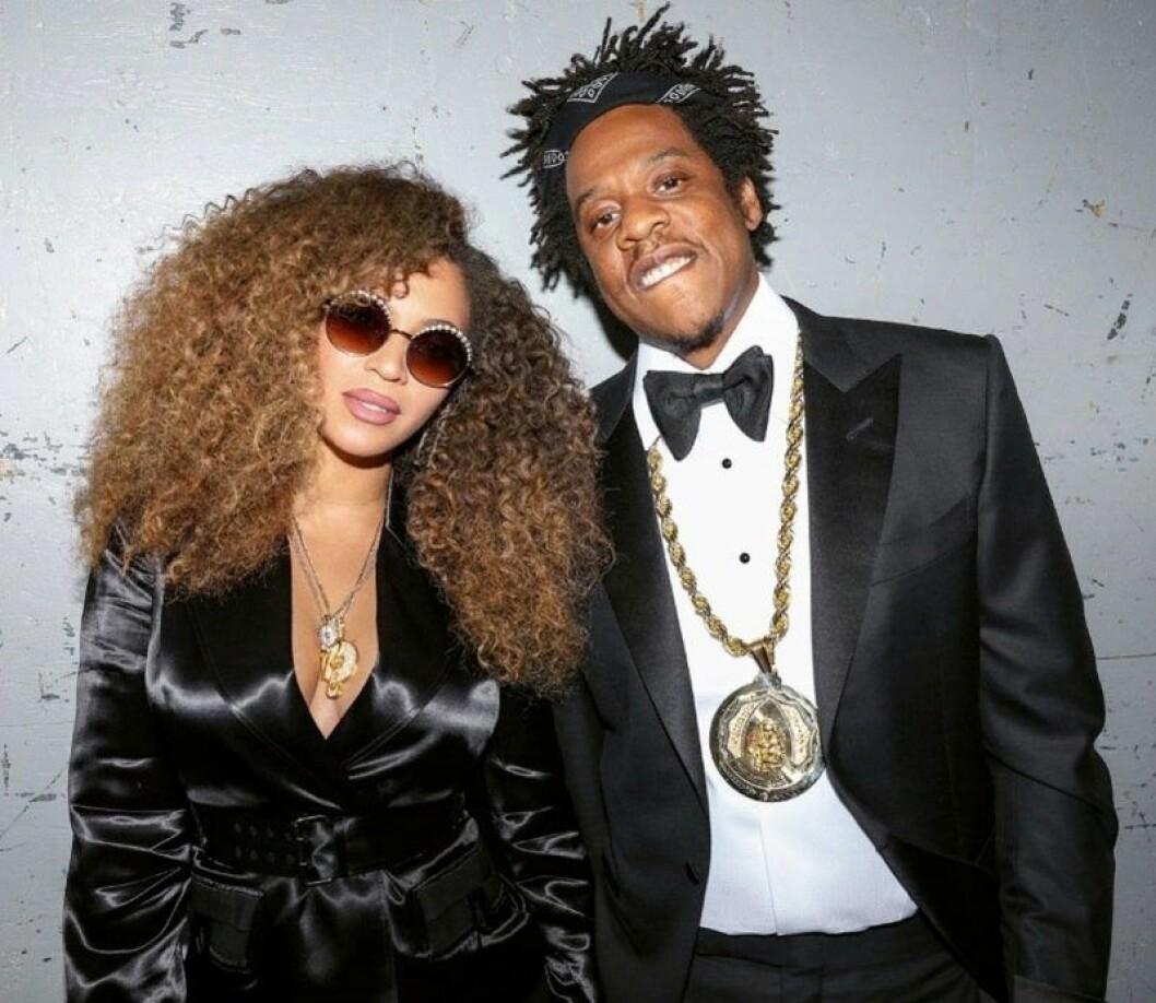 Åldersskillnad mellan Beyoncé Knowles-Carter och Jay Z Carter