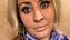 En ansiktsbild av Heidi Mattsson där hon tittar in i kameran.