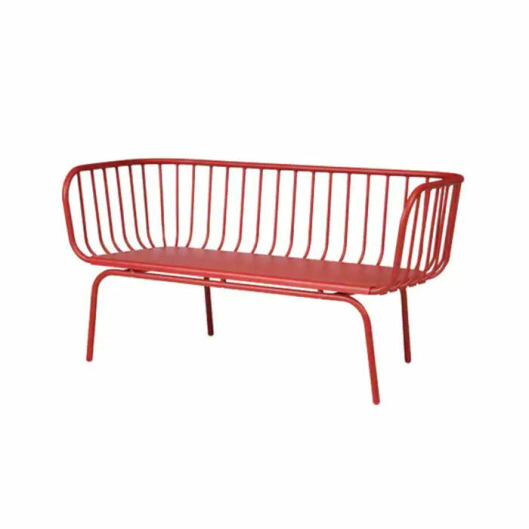 budgetmöbler till balkongen soffa IKEA