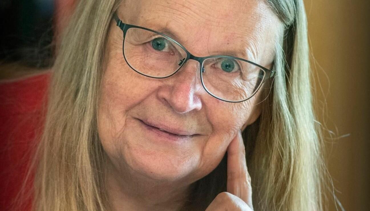 Birgitta Björndahl som lever med hiv vill krossa alla fördomar kring sjukdomen.