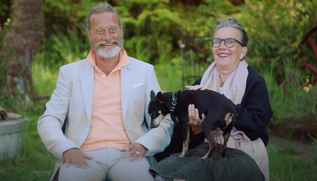 Björn och Margareta Ranelid har levt tillsammans i 42 år.