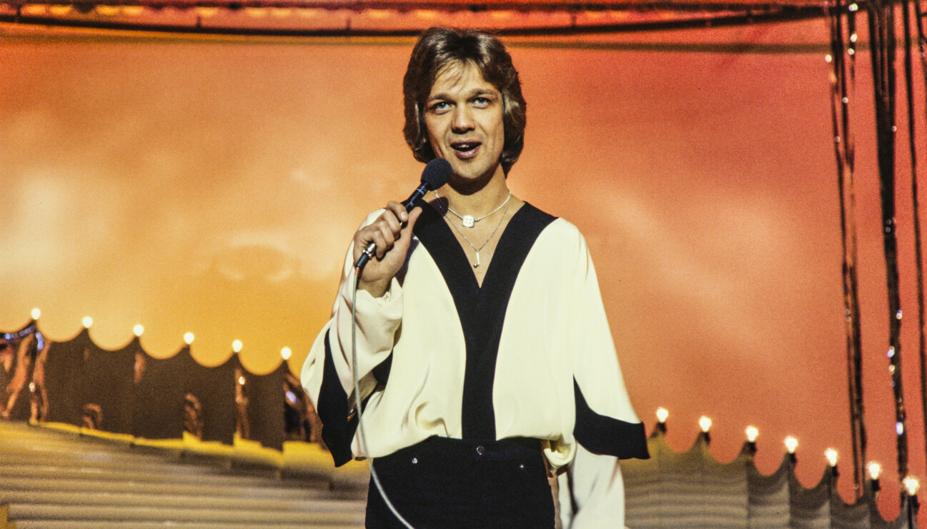 Björn Skifs i Melodifestivalen 1978