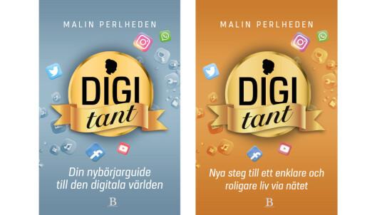 Böckerna Digitant 1 och Digitamt 2.