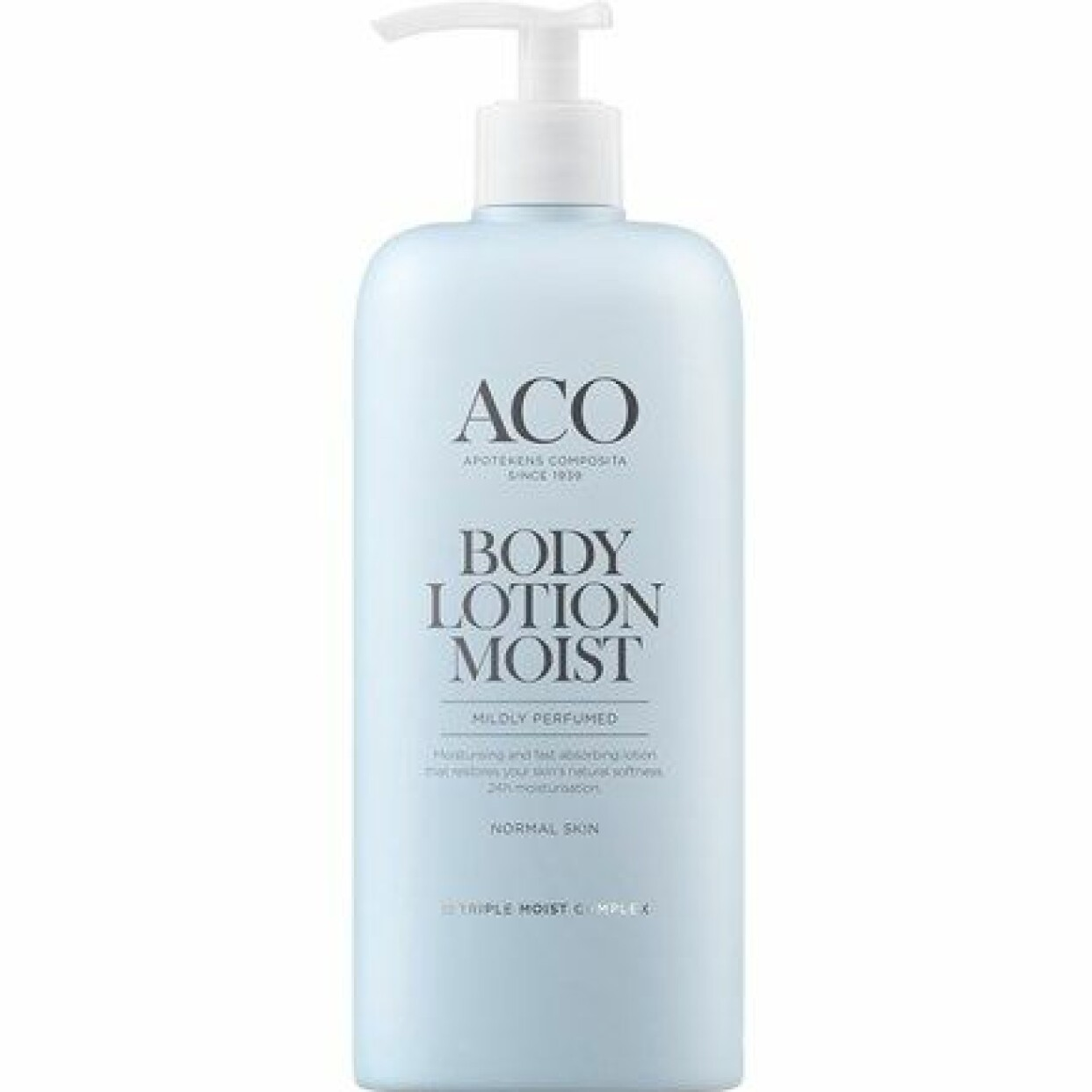 Body lotion moist från ACO