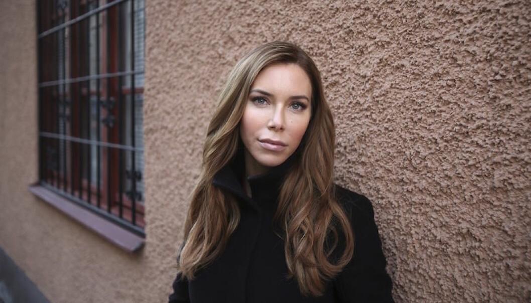 Bunkerläkarens offer Isabel Eriksson.
