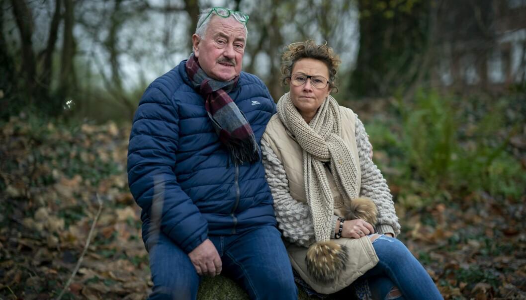 Camilla och hennes pappa Sören, som dödade sin flickvän, har i dag en bra kontakt sedan de talat ut.