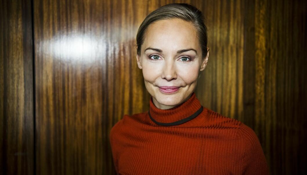 Carina Berg hade svårt att bli gravid – på Kanal 5 har hennes program om ofrivillig barnlöshet Vart fan är storken sänts