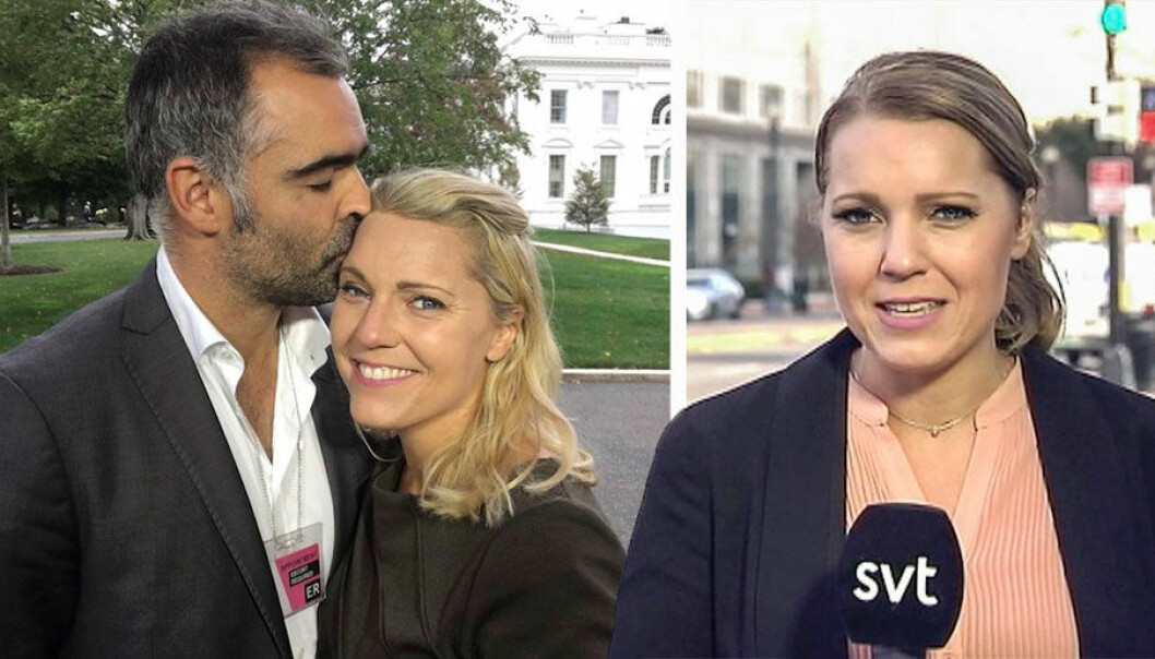 Carina Bergfeldt Pa Svt Hittade Karleken I Jesper Zolck Allas