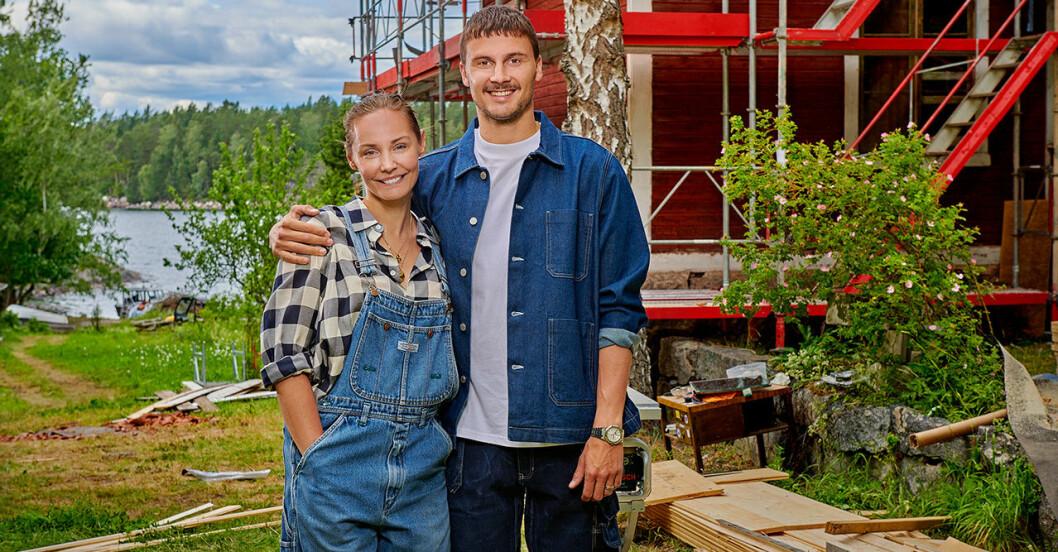 Carina och Erik Berg