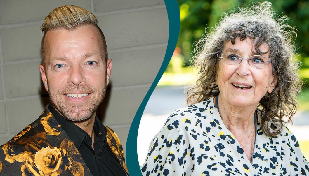 Casper Janebrink och Siw Malmkvist ska vara med i programmet i Så mycket bättre på TV4 2021.