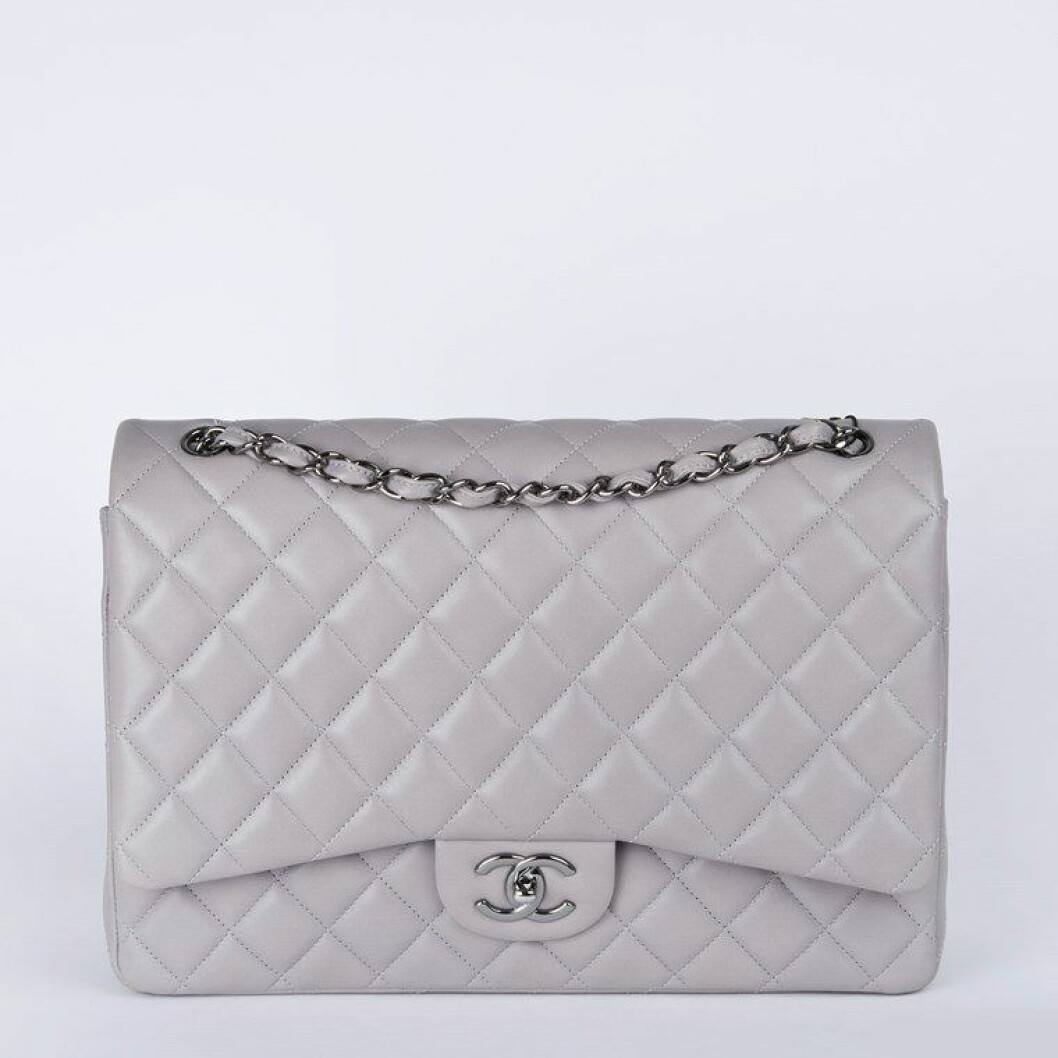 Chanel classic double bag