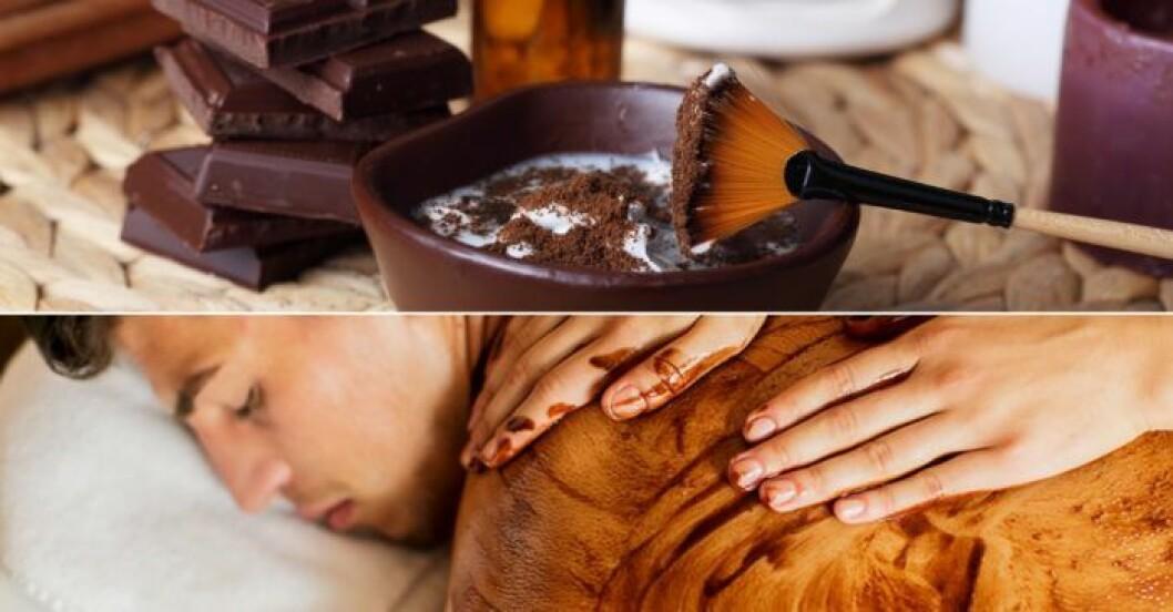 Chokladmassage Black Friday