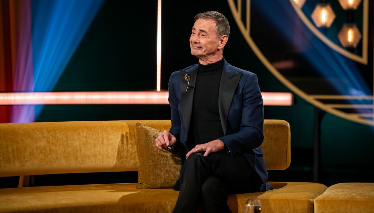 Christer Björkman hos Carina Bergfeldt på SVT.