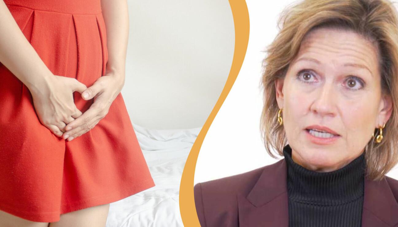 Christina Östberg Lloyd har under många år arbetat som gynekolog. Hon vill nu bryta tabut kring kvinnosjukdomar och få fler att våga prata om sina problem med vaginan.