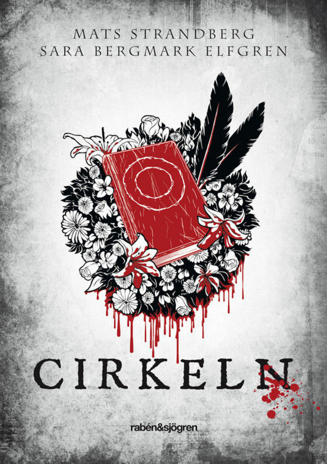 Cirkeln, en dystopisk bok av Mats Strandberg.