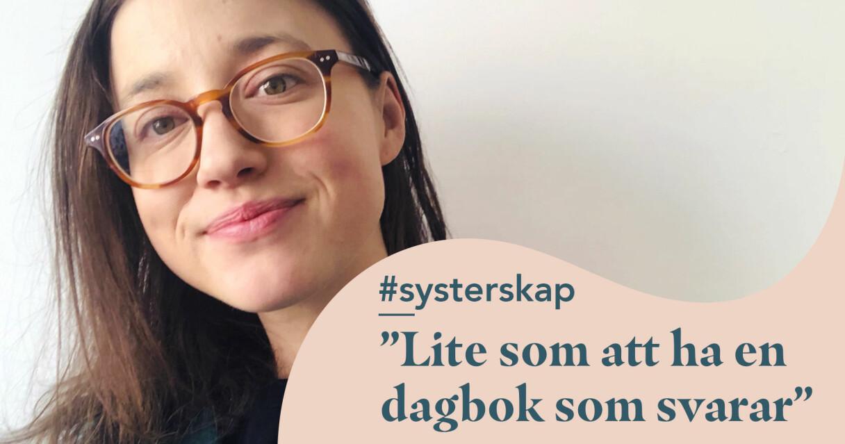 Clara Stålfors är en av de många som fått hjälp av tjejzonen som yngre.
