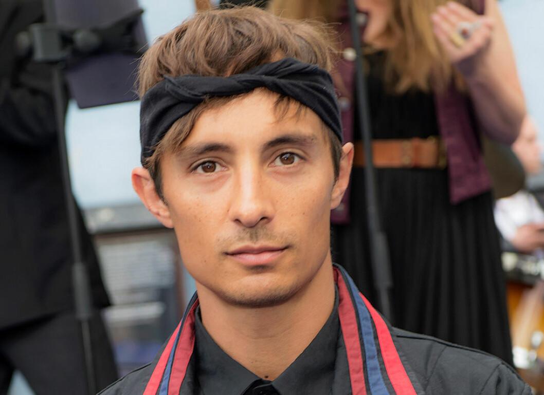 Daniel Adams Ray som är en av programledarna i Musikhjälpen 2018.