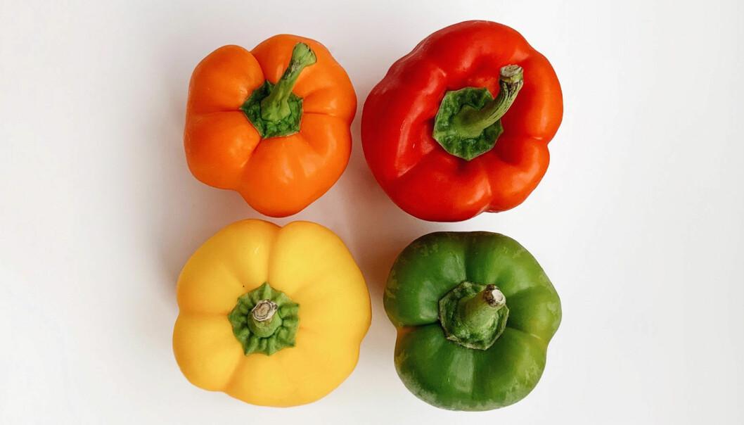 Detta är den nyttigaste paprikan och därför borde du äta mer av den.
