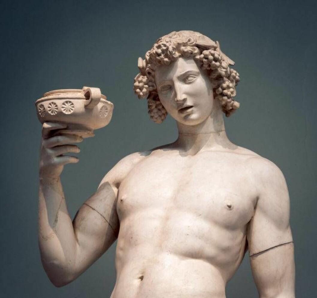 Dionysos, vinets gud